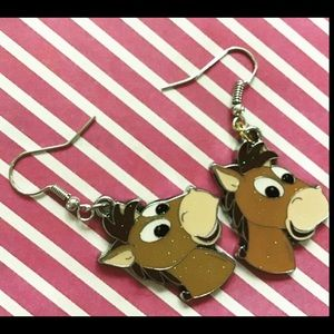 Bull's-eye Earrings